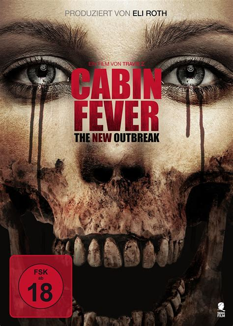 cabin fever the cabin fever the new outbreak 2016 scary de