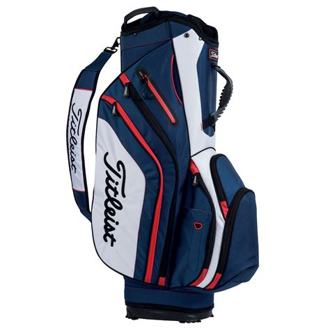 Backpack Trolley 8121 Navy Club new 2016 titleist lightweight cart bag ebay