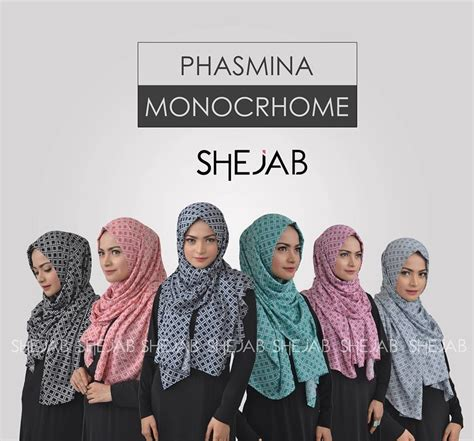 Shejab Phasmina Monochrome Navy shejab modern