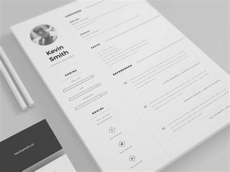 Best Free Resume Templates Indesign by Modelos De Curriculum Vitae Modernos Y Elegantes