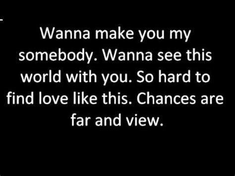 lyrics jyj jyj be my lyrics