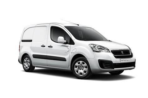 peugeot partner 2016 white peugeot partner electric review car review rac drive