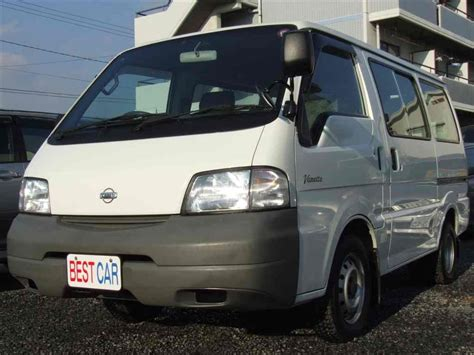 vanette nissan nissan vanette van dx 2001 used for sale