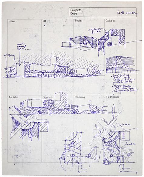 B Arch Sketches by Rijk Rietveld Untitled 2010 Taken Architecture