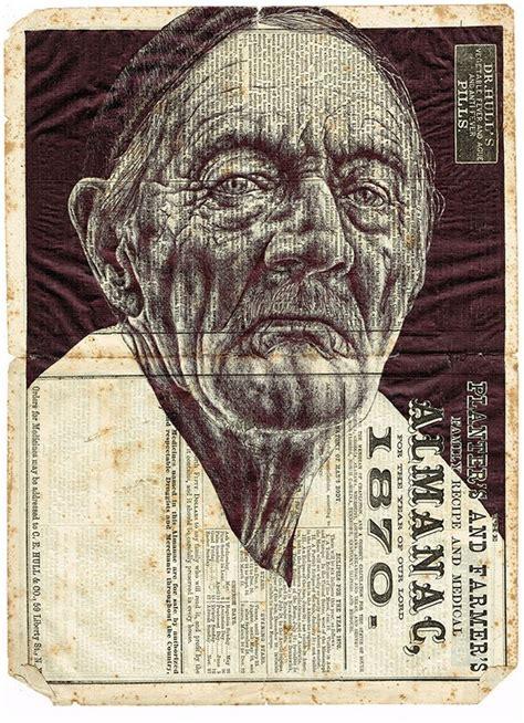 mark powells ink drawings artists inspire artists