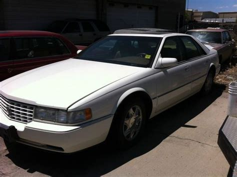 White 1995 Cadillac Seville Sts Buy Used 1995 Cadillac Seville Sts Sedan 4 Door 4 6l In
