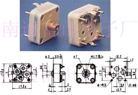 Build Your Home variable capacitor cbm 224f e 4b4 5 product catalog