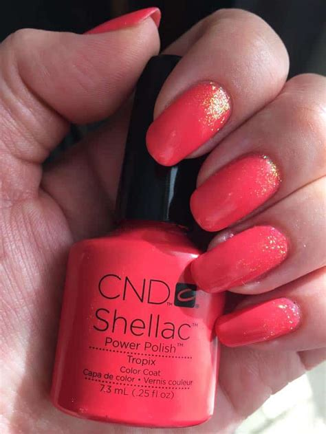 most popular shellac manicures the best shellac colors to rock on your nails naildesigncode