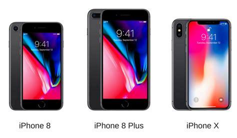 Apple iPhone 8 vs iPhone 8 Plus vs iPhone X (10)   Full