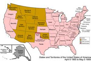 Map Of Union And Confederate States by Confederate Vs Union States Map