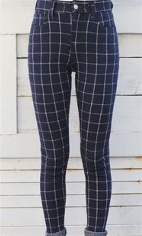 black and white grid pattern pants women devil hipster indie swag funny blogger tumblr shirt