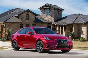 Lexus Is 350 F Specs 2014 Lexus Is350 Reviews And Rating Motor Trend