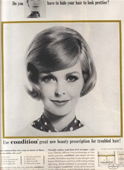 Condioning Old Hair | did they really not have hair conditioner until the 1980 s