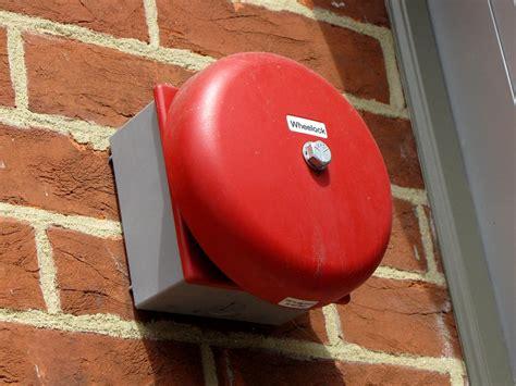 wheelock fire alarm bell  weatherproof wheelock bell