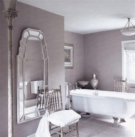 Gray And Lavender Bathroom » Home Design 2017