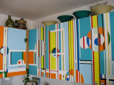 Colorful Armoire 57 Bright And Colorful Kitchen Design Ideas Digsdigs