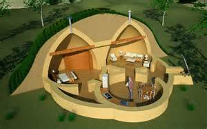 home bunker plans triple dome survival shelter