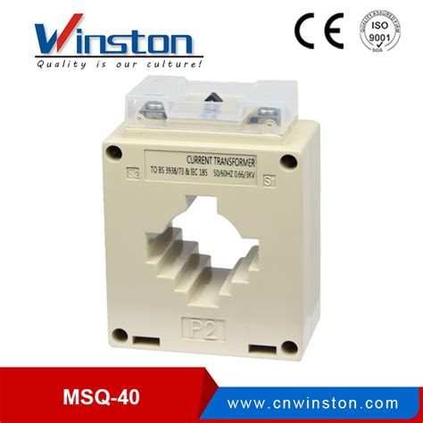 Current Transformer Type Msq 40 msq 40 series electronic transformer buy electronic