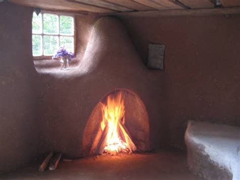 Rocket Stove Fireplace by Strawbale Studio Building Rocket Stove And