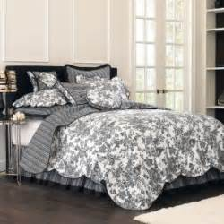 jcpenney home collection bedding toile quilt set foter