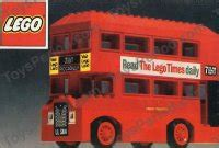 lego 384 decker set parts inventory and