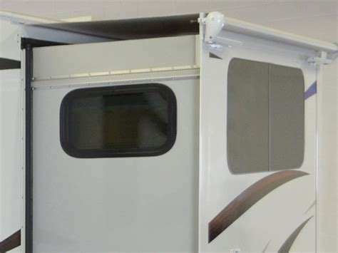 awning cover for rv diy rv slide out cover do it your self