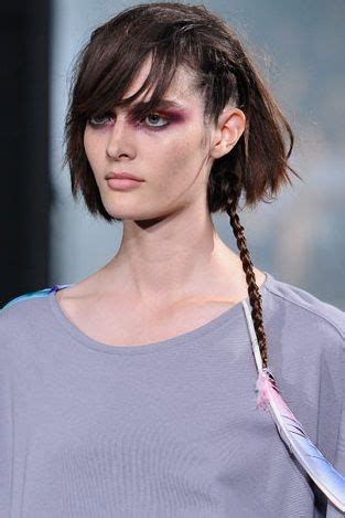 Rat Tail Hairstyle Women   rat tail hairstyle women bob hairstyle with tail bob