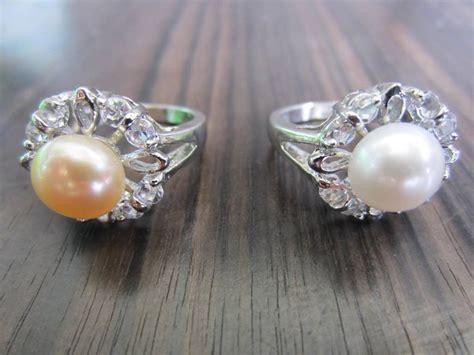 Cincin Mutiara Shellpearl yasmine pearl perhiasan mutiara asli dengan harga terjangkau disini tempatnya
