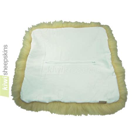 Sheepskin Pillow Covers by Large Sheepskin Pillow Cushion Cover Nz Made