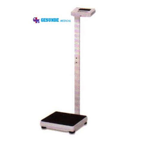 Promo Timbangan Tinggi Badan Smic Zt 120 harga timbangan badan tinggi manual digital toko alat kesehatan jual alkes