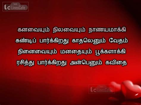 tamil kavithai with tamil anbu kadhal tamil kavihai varigal with image tamil