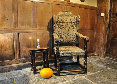 A large mid 17th century english walnut wingback armchair circa 1650 sales archive