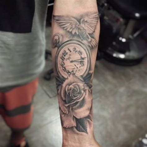 what does a rose and skull tattoo symbolize 155 tattoos everything you should with