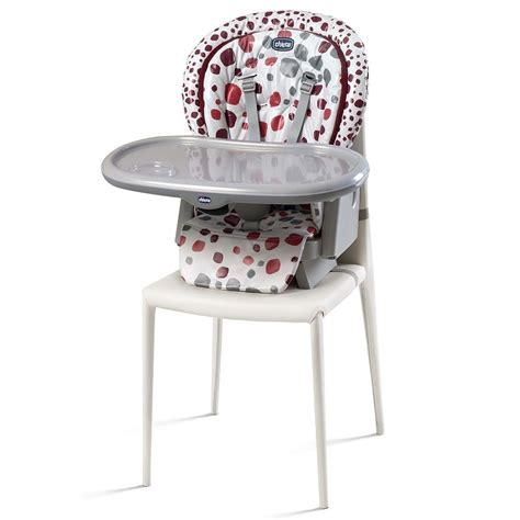 Chaise Polly Chicco by Chaise Haute Polly Progres5 De Chicco