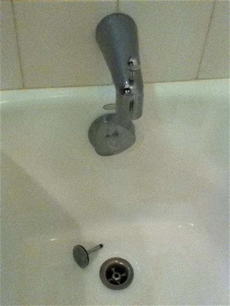 Bathtub Clogs by Plumbing Tub Drain Clog What To Try Next