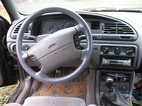 1998 Ford Contour Interior by 1995 Ford Contour Pictures Cargurus