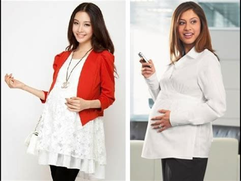 Intunal F Untuk Wanita Hamil Model Baju Ibu Hamil Modis Modern Terbaru Viyoutube