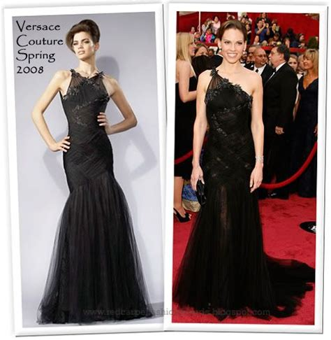 Catwalk To Carpet Hilary Swank In Lhuillier by 295 Best Images About Hilary Swank On Best