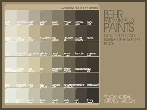 behr paint colors list behr paint colors coloring pic