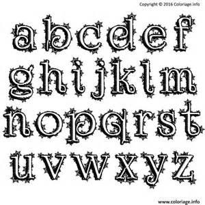 coloriage alphabet noel neige lettre christmas dessin