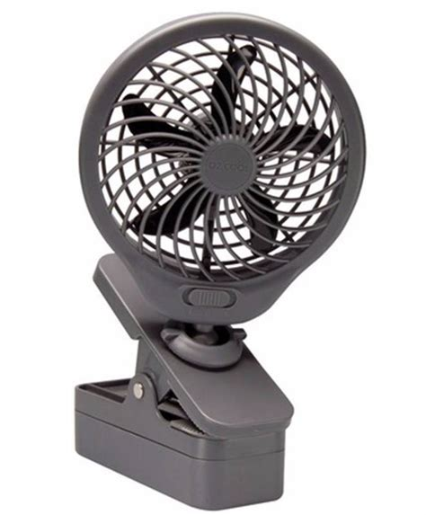 o2 cool clip fan o2 cool fc05002 5 inch clip fan quality general