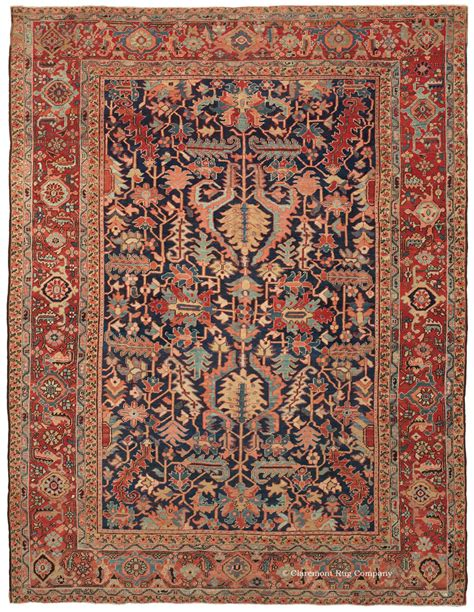 claremont rug company 19th century bakshaish antique carpet