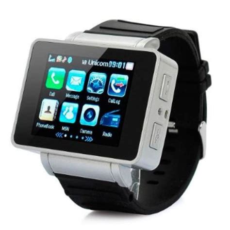 i3 watch touch mobile phone with hidden camera spycamstore