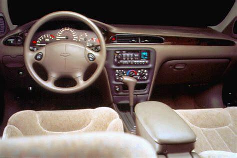 2003 Chevy Malibu Interior by 1997 03 Chevrolet Malibu Consumer Guide Auto