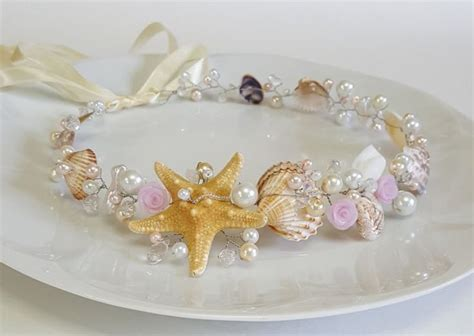 1000 Images About Mermaid Crowns 1000 Images About Mermaid Crown On Crowns Seashells And Headpieces