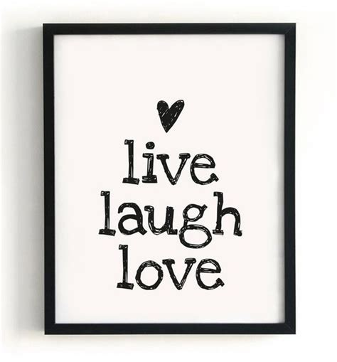 live love and laugh black and white a little bright page 2