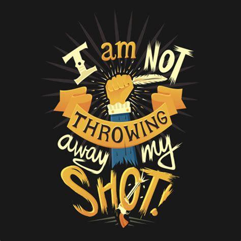 throwing   shot  shirt hamilton  shot
