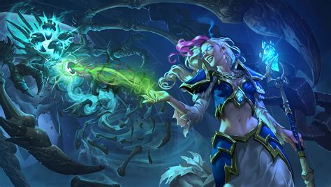 the art of hearthstone the art of hearthstone s knights of the frozen throne