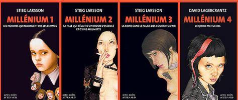 libreria millennium 10 choses 224 savoir avant de lire le nouveau quot mill 233 nium