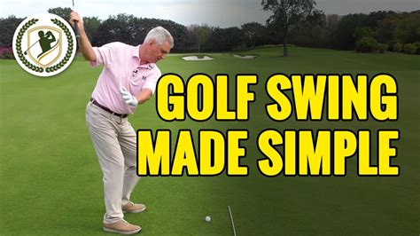 golf swing easy golf swing made simple golfdevelop com
